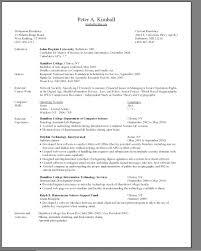 computer science internship cover letter hopkins university cover letter