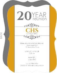 50th high school class reunion invitation classic colors 20 year class reunion invitation reunion invitations