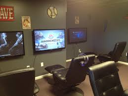 video gaming bedroom ideas and modern desk for gam 2048x1536