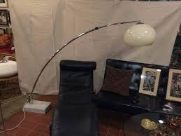 mid century arc floor lamp for sale at 1stdibs