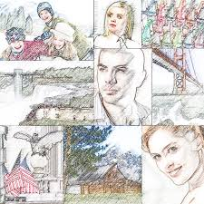 rough color drawing pencilpixels scripts for one click instant