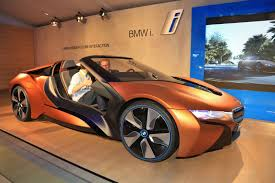 future bmw i8 self driving bmws without mirrors i8 mirrorless and vision
