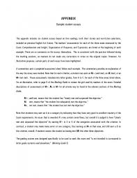 Example Of Poem Analysis Essay Commentary Essay Sample Cover Letter Commentary Essay Example