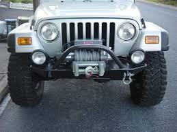 jeep wrangler mercenary jeep horizons rokmen mercenary front bumper install