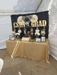 college graduation decorations bold black and gold graduation party bald hairstyles gold and