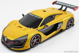 renault sport rs 01 otto mobile ot190 scale 1 18 renault sport rs01 n 01 2014 yellow met