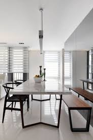 minimalist dining table and chairs 25 timeless minimalist dining rooms with modern dining tables