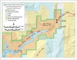 lake pleasant map indian mesa ruin desertusa