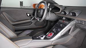 Exotic Car Interior Lamborghini Huracan Available At Tle