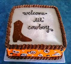 baby shower cowboy simply sweet lil u0027 cowboy baby shower cake