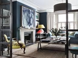 Dark Blue Living Room by Industrial Living Room Ideas Cobalt Blue Living Room Navy Blue
