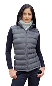 result urban outdoor wear womens ice bird padded gilet amazon co