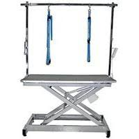 best electric grooming table vivog 48 deluxe low level electric table animal grooming products