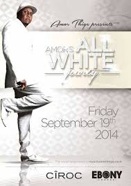 all white party s all white party junction