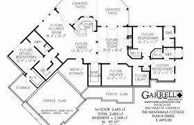 home floor plans with basements modern house plans small plan with basements open floor porches