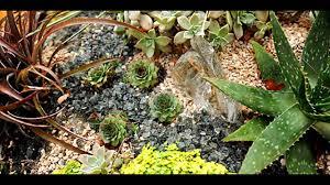 garden ideas how to build a rock garden youtube