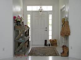 traditional large along with image with small room in entryway