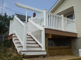 outdoor staircase design outdoor deck with white railing and deck deck staircase design