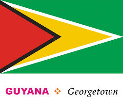 guyana flag coloring pages for kids to color and print