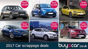 nissan finance uk register 2017 car scrappage deals buyacar
