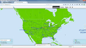 Allegiant Route Map by Omaha Eppley Airfield Page 8 Omaha Forums