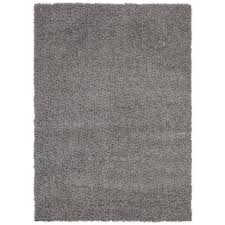 Orange Area Rug With White Swirls 8 X 10 Area Rugs Rugs The Home Depot