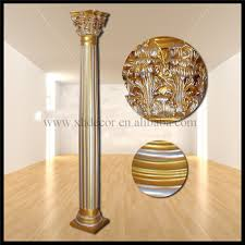 Pillars And Columns For Decorating Frp Decoration Roman Column Pillar Pu Roman Column Home Decor