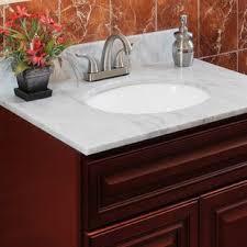 31 x 22 vanity top for vessel sink marble vanity tops you ll love wayfair