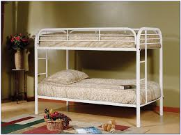 Kids Futon Bunk Bed With Mattress Included  New Futon Bunk Bed - Futon bunk bed with mattresses