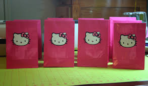 hello gift bags goodie bags