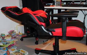 meilleure chaise de bureau notre avis sur les fauteuils pour gamers dx racer of pixels