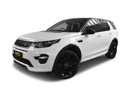 land rover discovery sport white land rover discovery sport prestige car to hire hertz dream