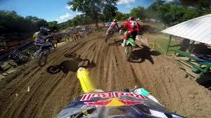 pro motocross racing gopro ken roczen moto 2 spring creek mx lucas oil pro motocross