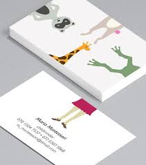 Fun Business Card Ideas 122 Best Cartoon Business Cards Images On Pinterest Business