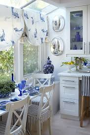 rideaux de cuisine et blanc gagnant rideaux cuisine contemporain design accessoires de salle