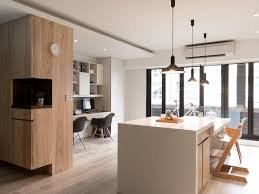 contemporary child friendly apartment for a young urban family