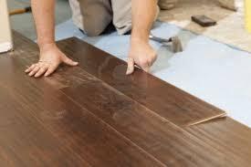 Wood Tile Bathroom Floor by Laminate Wood Floors Shop Style Selections Pecan Handscraped