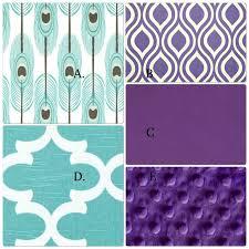 Purple Bedding For Cribs 11 Purple And Green Crib Bedding Baby Crib