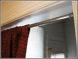 Curtain Tension Rod Extra Long Shower Curtain Tension Rod Extra Long Curtains Home Design