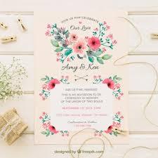 Download Invitation Card Design Invitation Card Vectors Photos And Psd Files Free Download