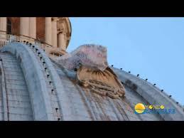 alla cupola di san pietro marcello di finizio si arrica sulla cima alla cupola di san