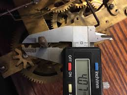 Linden Mantel Clock How To Determine Your Clock Key Size
