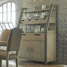 progressive furniture shenandoah rustic buffet and hutch with