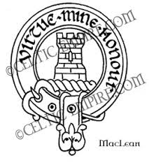 maclean clan tattoos what do they scottish clan