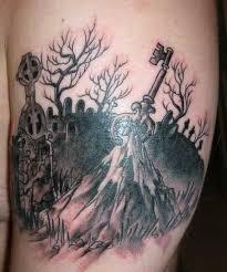 27 best tattoo ideas images on pinterest graveyard tattoo