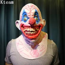 Scary Halloween Clown Costumes Popular Creepy Clown Halloween Buy Cheap Creepy Clown Halloween