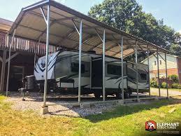 carports carport kit metal rv covers rv canopy carport metal