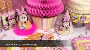 minnie mouse birthday decorations minnie mouse 1st birthday party supplies