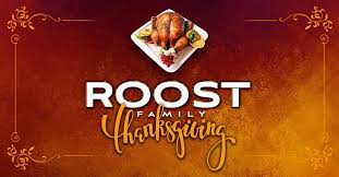 family thanksgiving buffet turkey take out revel roost