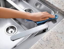 On Your Marks  BLANCO - Stainless steel kitchen sink cleaner